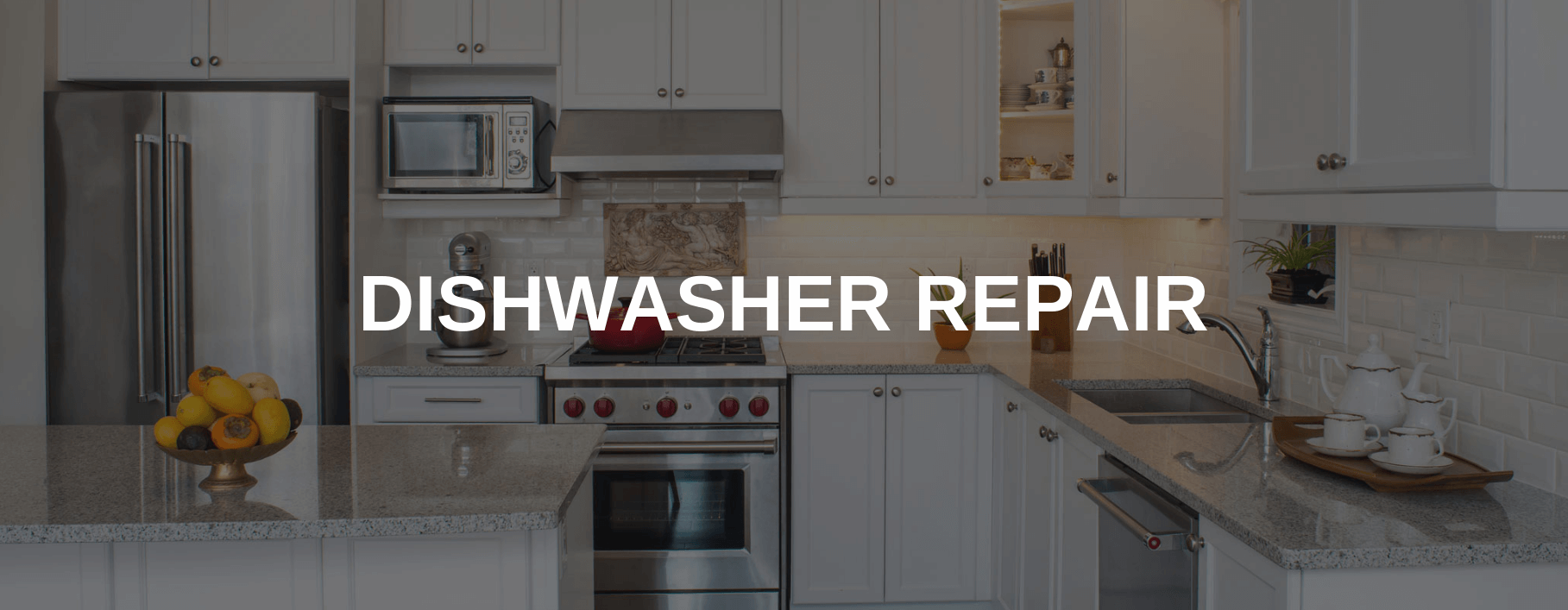 dishwasher repair waterbury